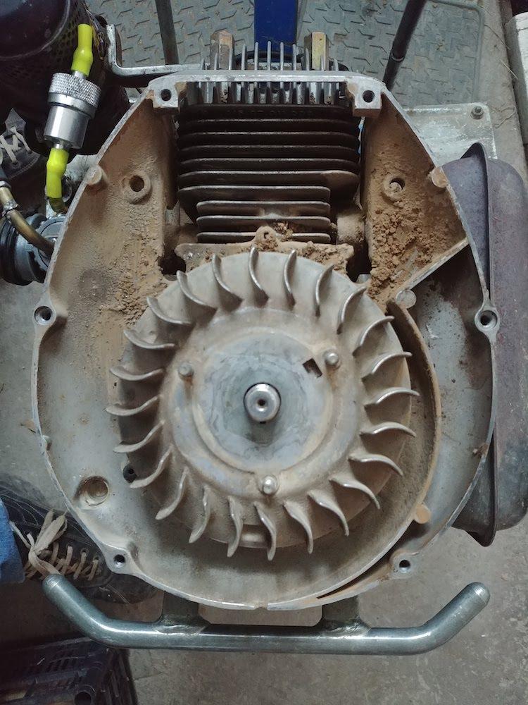 Anticipo accensione motore JLO L101 20200410