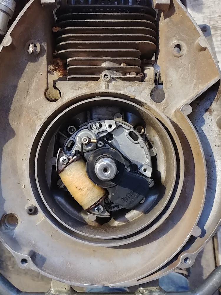 Anticipo accensione motore JLO L101 20200412