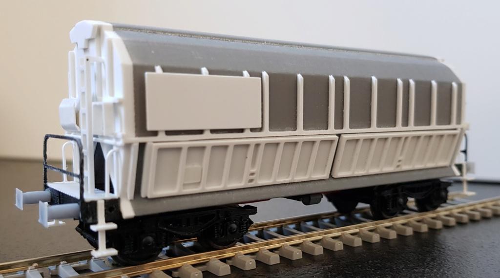 Wagon Tals des CFL 20200310