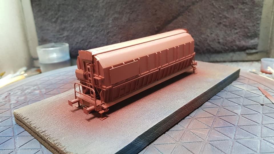 Wagon Tals des CFL 92146010