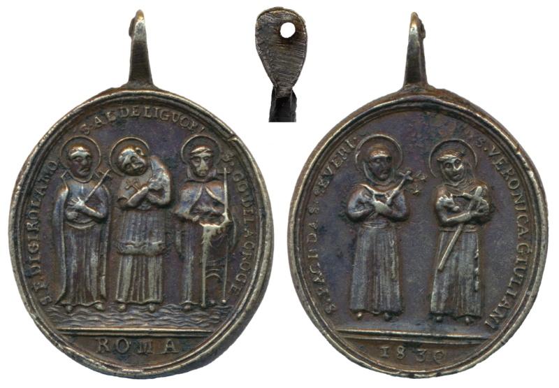 Cinco santos canonizados en 1839 5_sant12