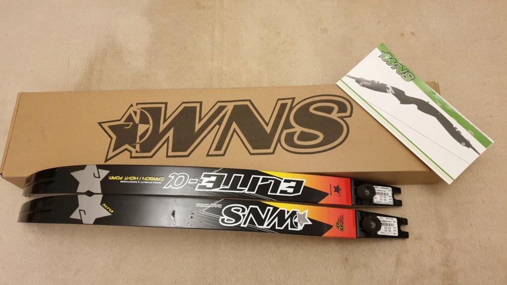 WNS Elite Carbon / High Foam Recurve Limbs Img-2011