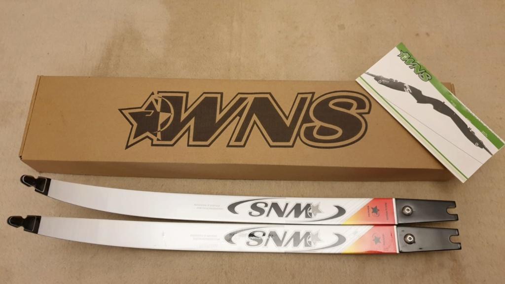 WNS Elite Carbon / High Foam Recurve Limbs Img-2012