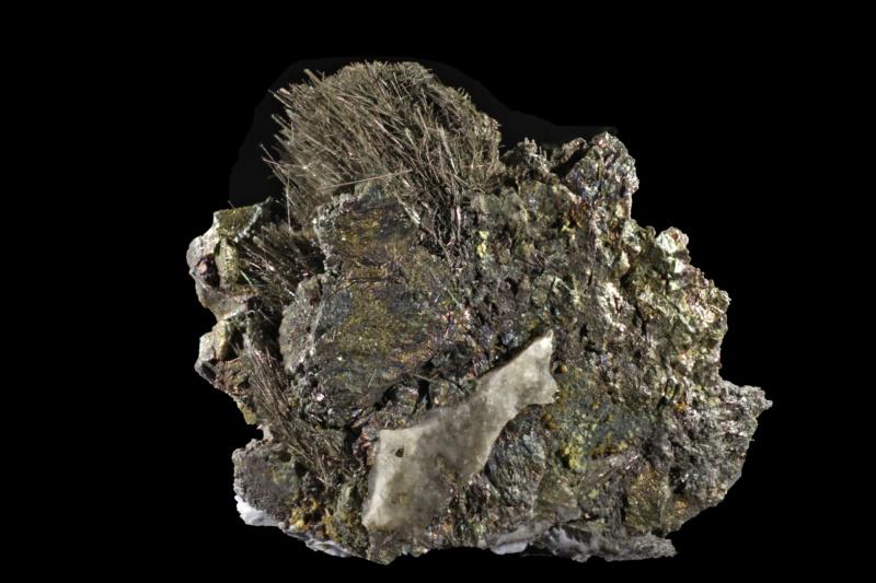 El mineral del mes - Juny a Setembre 2018 Miller10