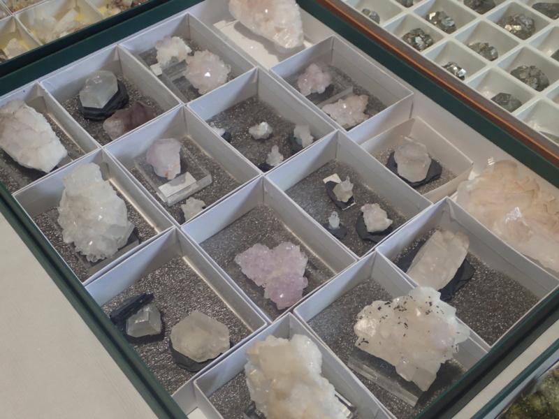 minerals - X Taula d'Intercanvi de Minerals de Canyelles P5250012