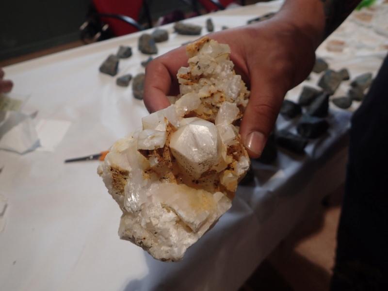 minerals - X Taula d'Intercanvi de Minerals de Canyelles P5250111