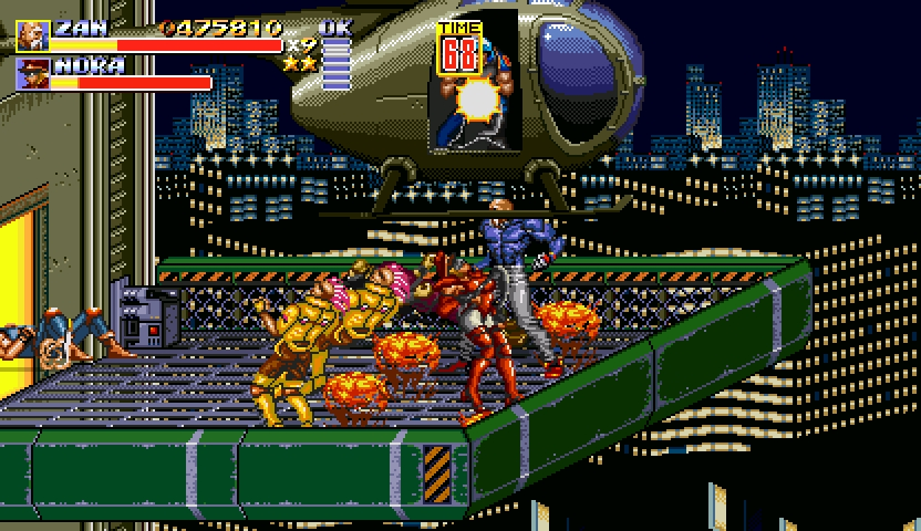 Streets of Rage Remake v5.2 is here! - Page 4 Round710