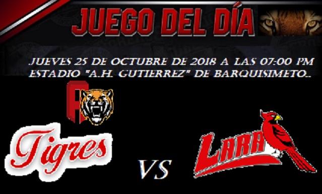 Tigres 2 - 3 Cardenales 25/10/18 Dp9iyc11