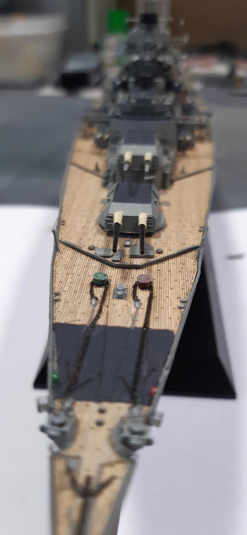 Bismarck  1/700 Flyhawk 00438