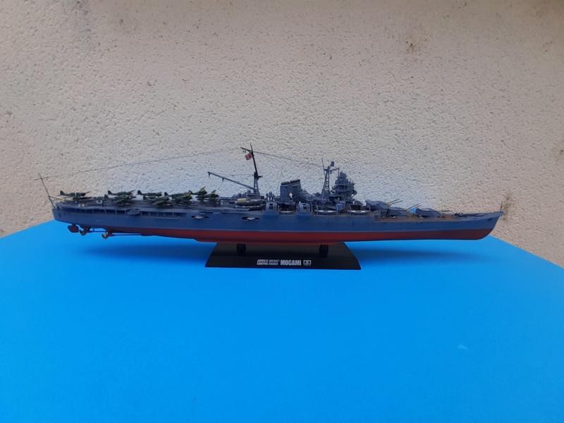 Mogami 1/350 Tamiya + kit Flyhawk et bricoles 00541