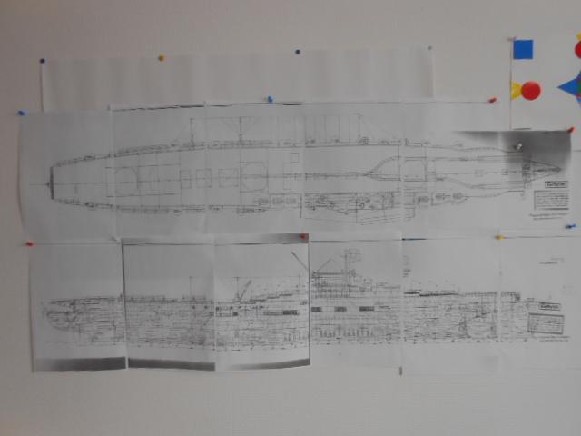 PA DKM Graf Zeppelin PE Pont en bois 1/350 - Page 3 00711