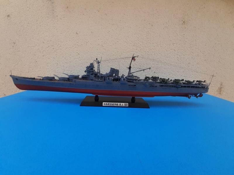 Mogami 1/350 Tamiya + kit Flyhawk et bricoles 00743
