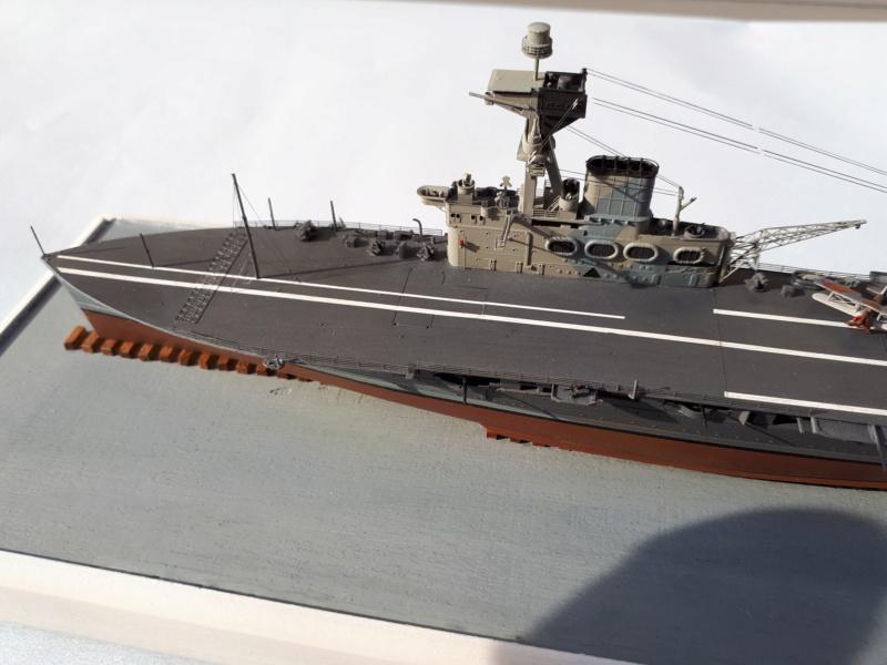 HMS HERMES 1/700 Flyhawk +Leds 01215