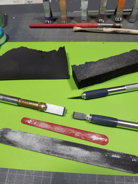 Mogami 1/350 Tamiya + kit Flyhawk et bricoles - Page 2 01331