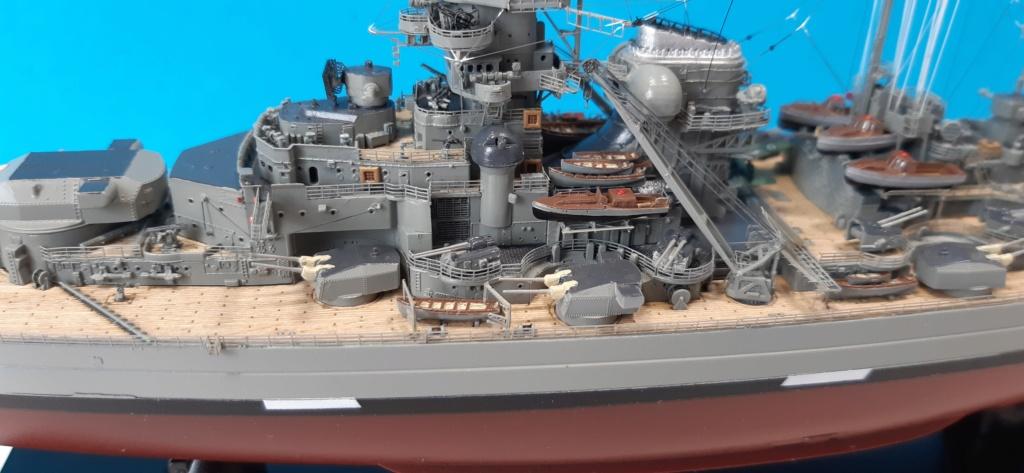 Bismarck  1/700 Flyhawk 01344