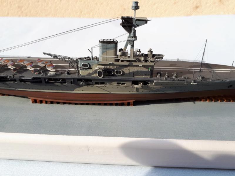HMS HERMES 1/700 Flyhawk +Leds 01614