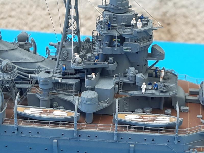 Mogami 1/350 Tamiya + kit Flyhawk et bricoles 01831