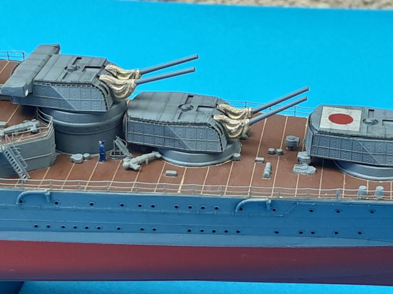 Mogami 1/350 Tamiya + kit Flyhawk et bricoles 01933