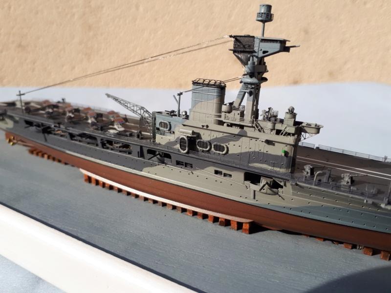 HMS HERMES 1/700 Flyhawk +Leds 02115