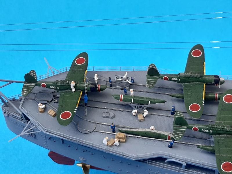 Mogami 1/350 Tamiya + kit Flyhawk et bricoles 02130