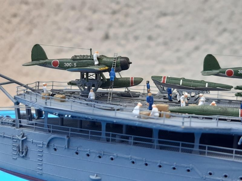 Mogami 1/350 Tamiya + kit Flyhawk et bricoles 02240