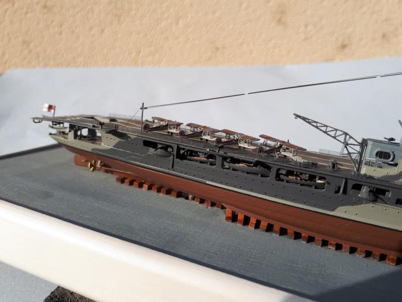 HMS HERMES 1/700 Flyhawk +Leds 02318