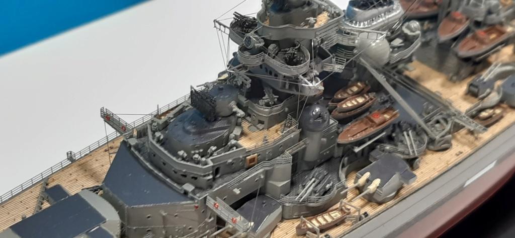Bismarck  1/700 Flyhawk 02336