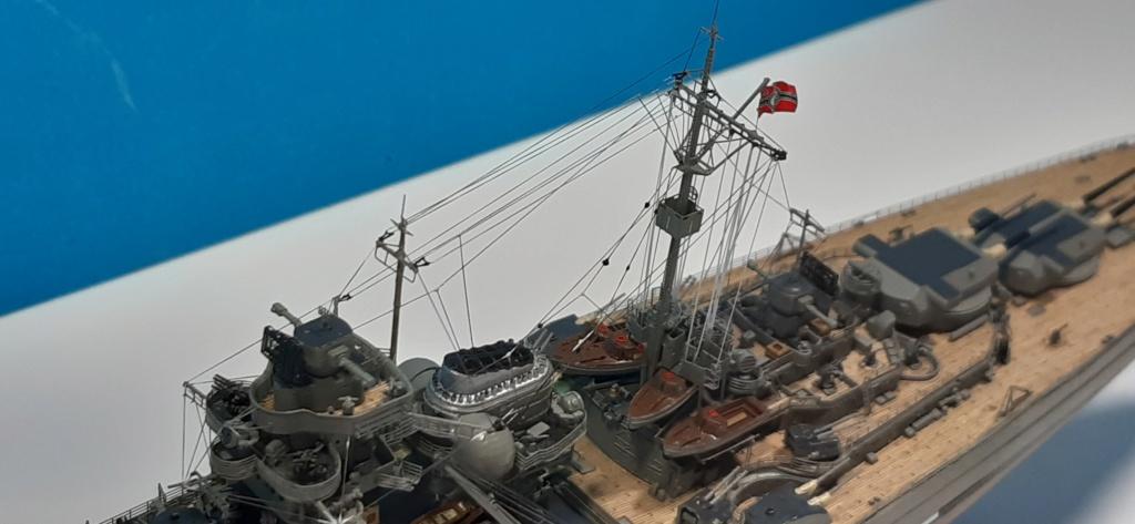 [TERMINE] Croiseur Prinz Eugen Trumpeter 1/700e, PE Flyhawk, pont en bois - Page 7 02430