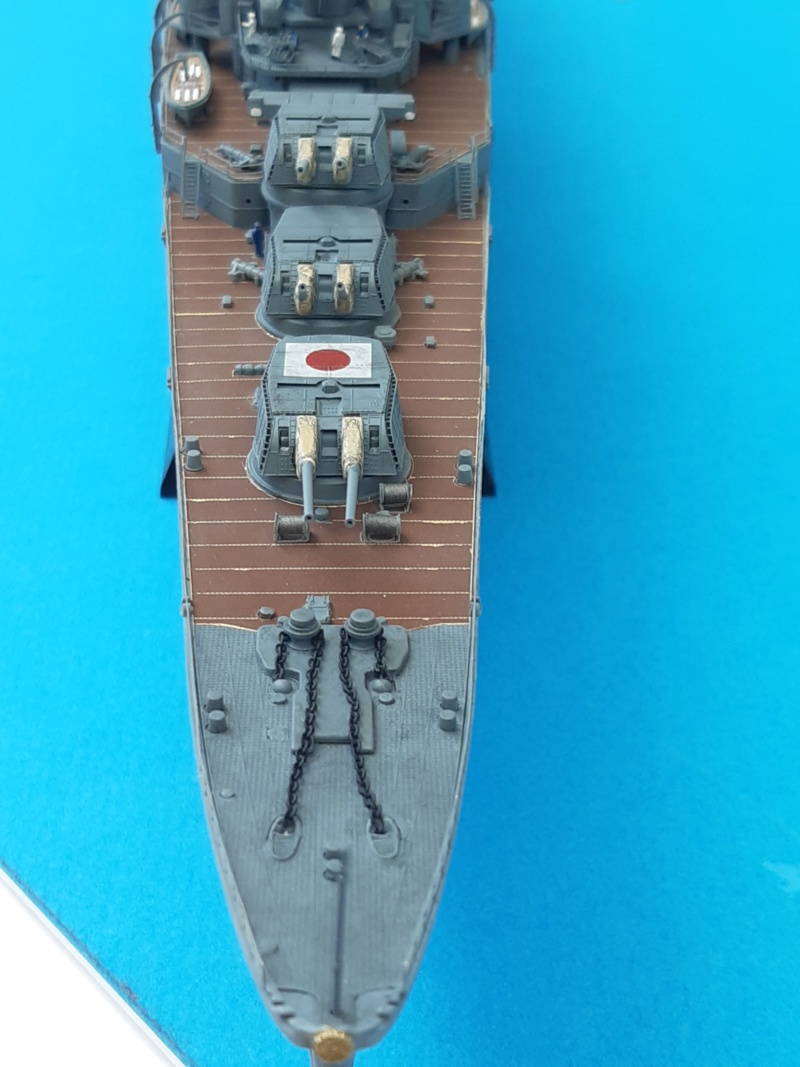 Mogami 1/350 Tamiya + kit Flyhawk et bricoles 02625