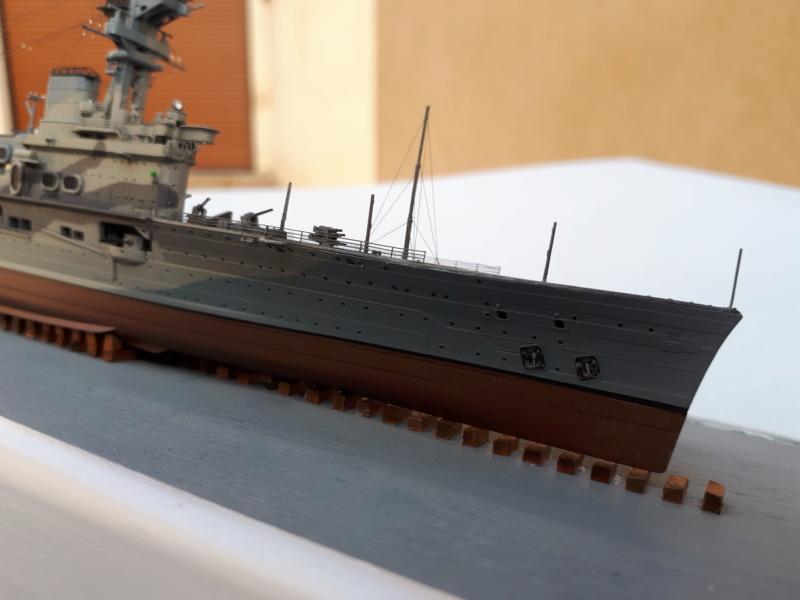 HMS HERMES 1/700 Flyhawk +Leds 02714