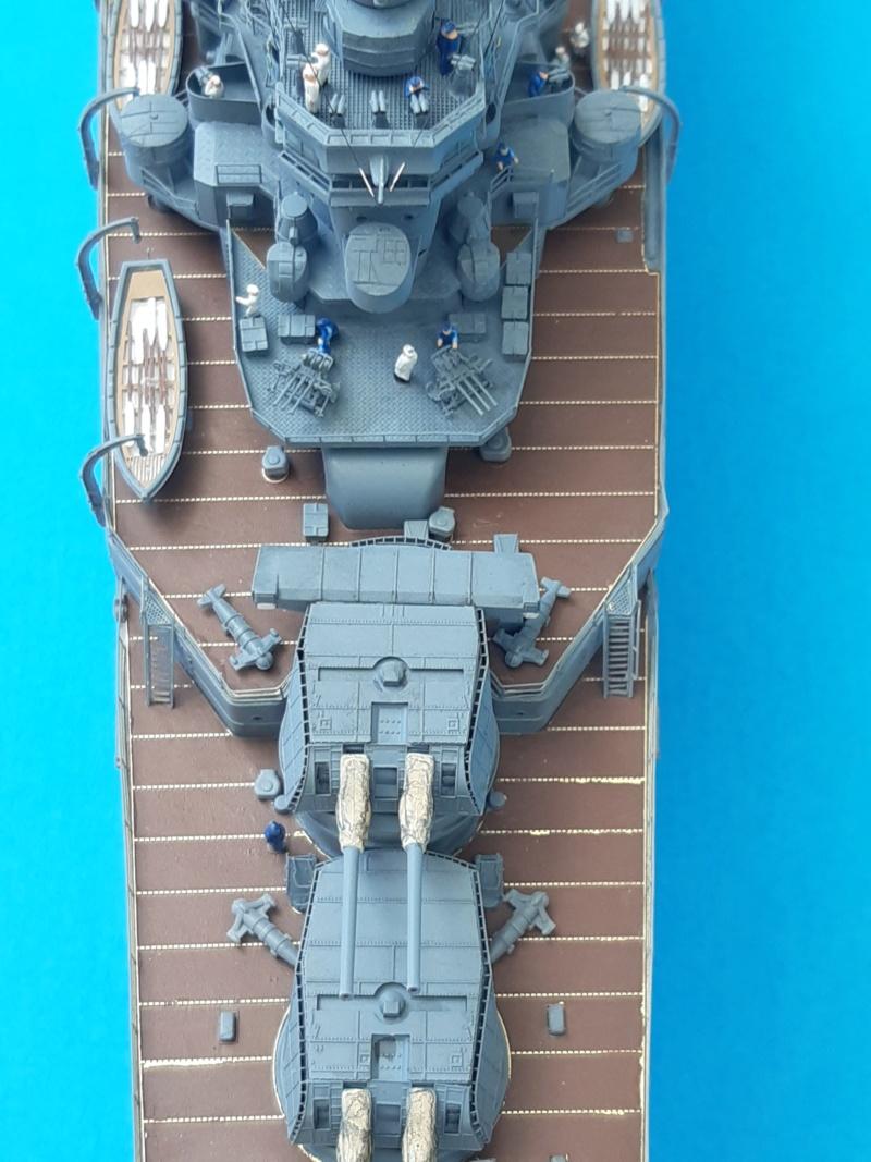 Mogami 1/350 Tamiya + kit Flyhawk et bricoles 02733
