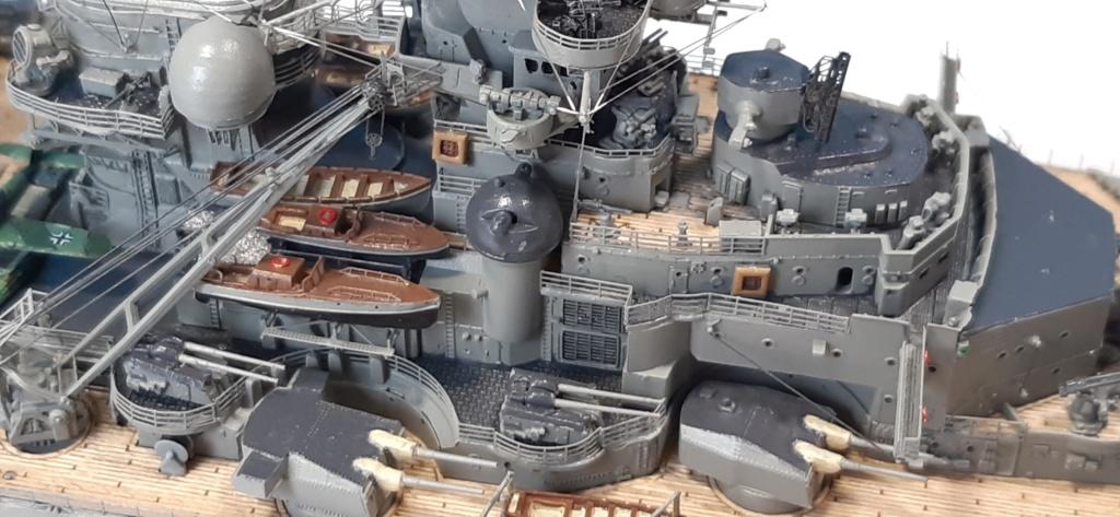 Bismarck  1/700 Flyhawk 02830