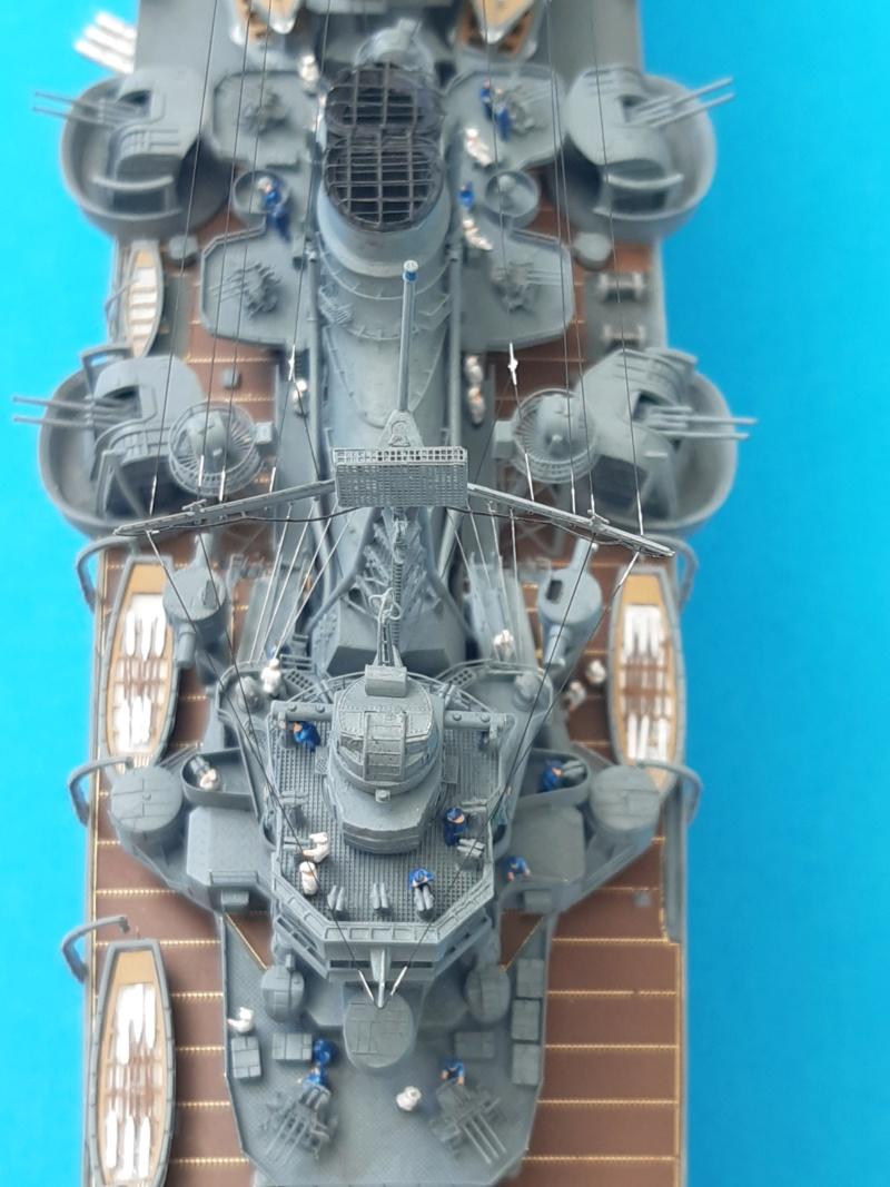 Mogami 1/350 Tamiya + kit Flyhawk et bricoles 02832