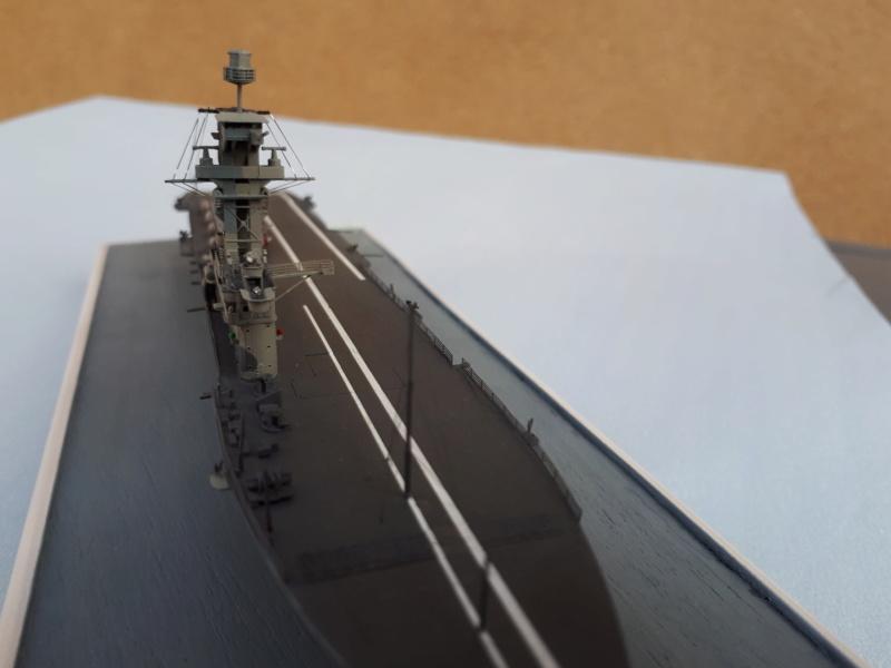 HMS HERMES 1/700 Flyhawk +Leds 02912