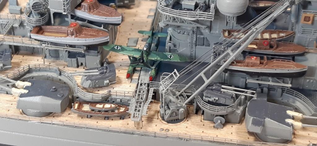 Bismarck  1/700 Flyhawk 02931