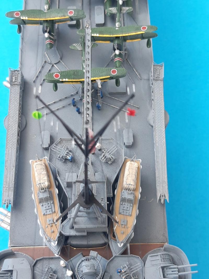 Mogami 1/350 Tamiya + kit Flyhawk et bricoles 02933