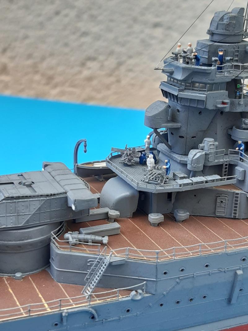 Mogami 1/350 Tamiya + kit Flyhawk et bricoles 03223
