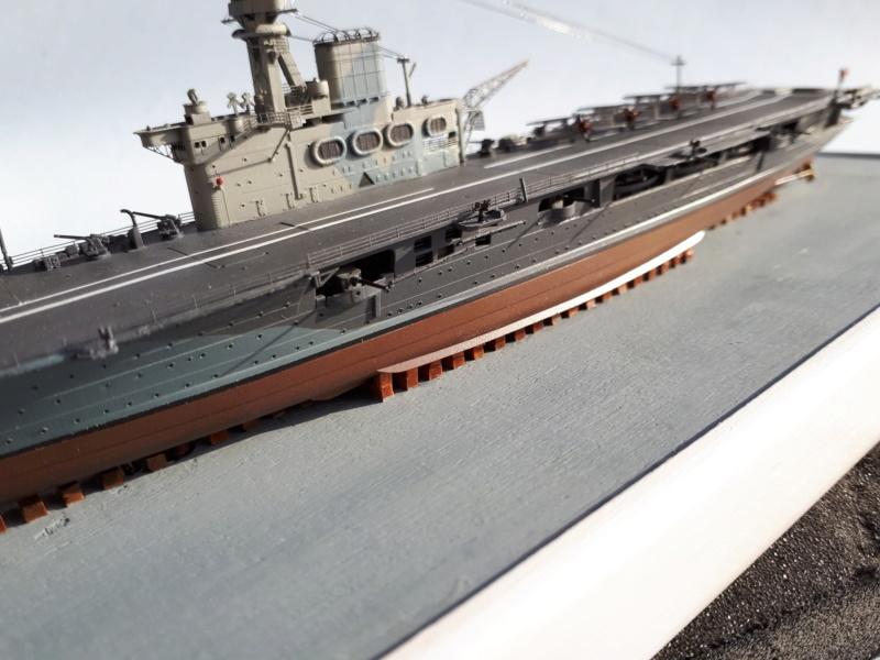 HMS HERMES 1/700 Flyhawk +Leds 03611