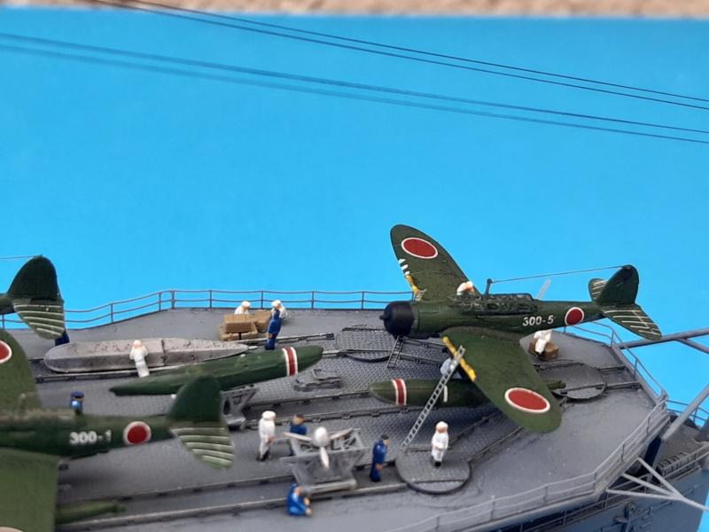 Mogami 1/350 Tamiya + kit Flyhawk et bricoles 03724