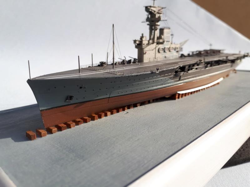 HMS HERMES 1/700 Flyhawk +Leds 03811