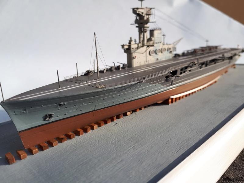 HMS HERMES 1/700 Flyhawk +Leds 03911