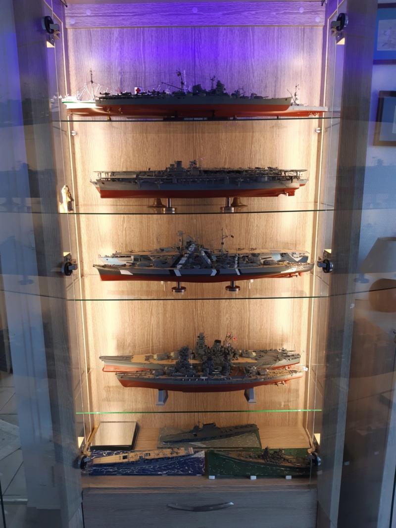 Mogami 1/350 Tamiya + kit Flyhawk et bricoles 04024