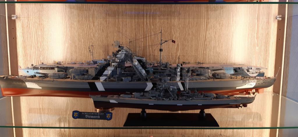 Bismarck  1/700 Flyhawk 04123