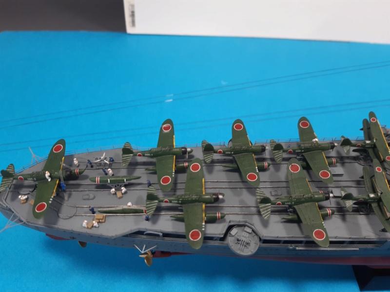 Mogami 1/350 Tamiya + kit Flyhawk et bricoles 04423