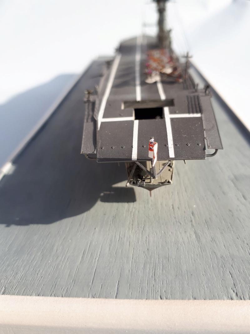 HMS HERMES 1/700 Flyhawk +Leds 04710