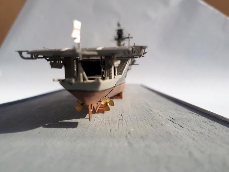 HMS HERMES 1/700 Flyhawk +Leds 04910