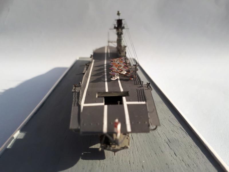 HMS HERMES 1/700 Flyhawk +Leds 05210