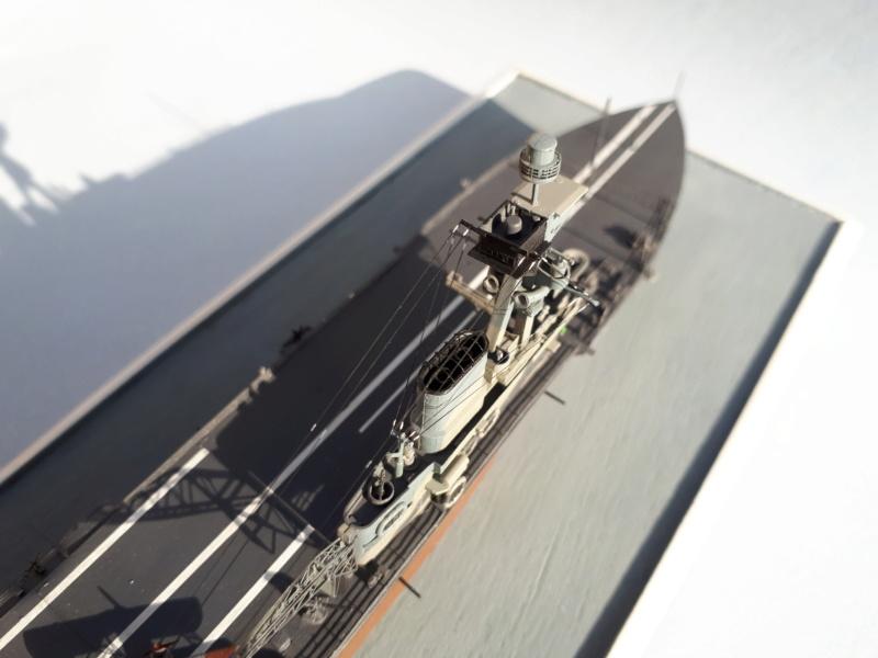 HMS HERMES 1/700 Flyhawk +Leds 05310