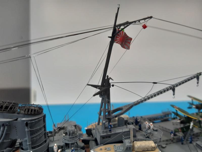 Mogami 1/350 Tamiya + kit Flyhawk et bricoles 06012