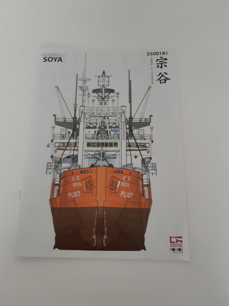 Ouverture de boite du Soya 1/250 Pontos  101710